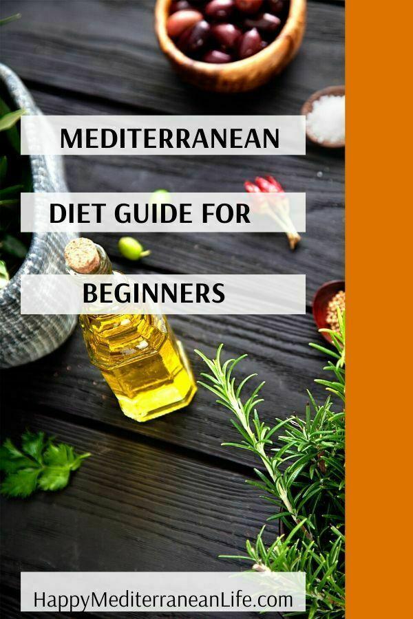 mediterranean diet guide for beginners