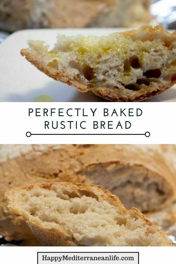 rustic bread pin