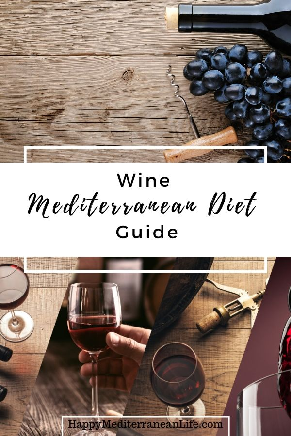 wine guide for the mediterranean diet