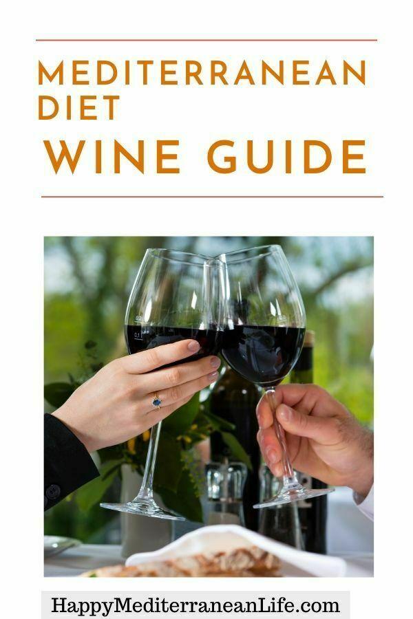 mediterranean diet wine guide