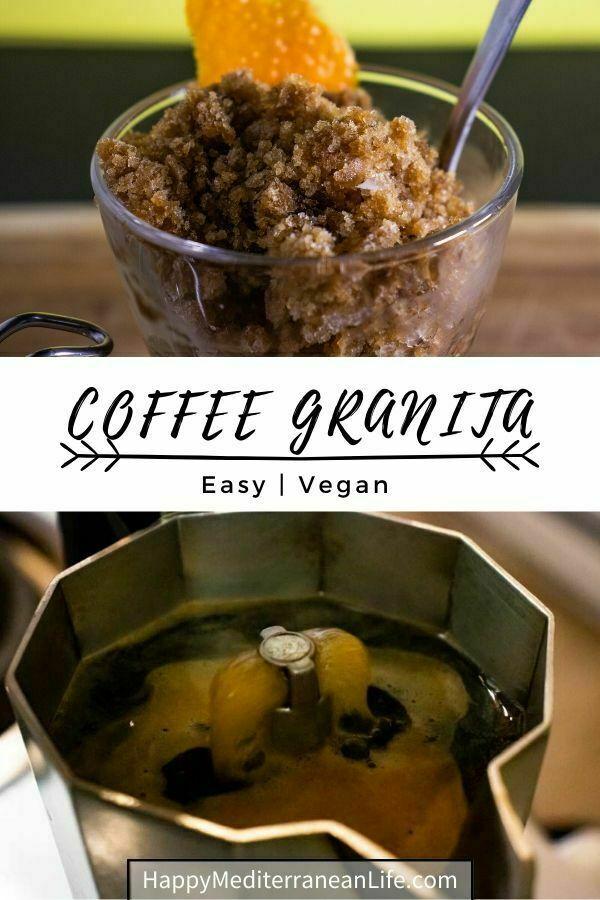 coffee granita recipe